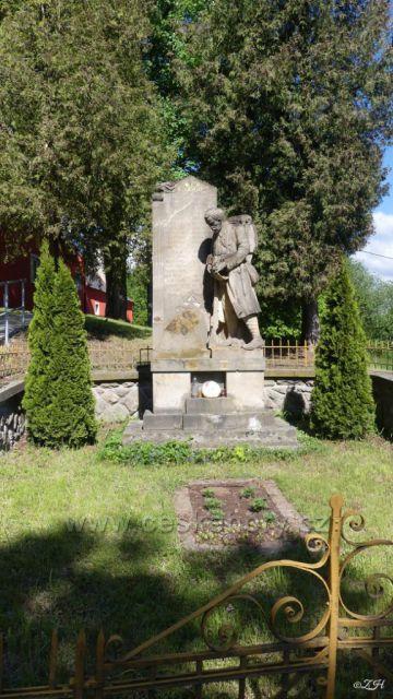 Pomník padlým v I. svět válce