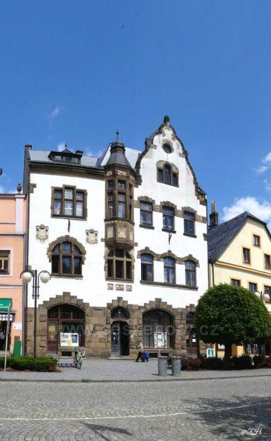 Budova bývalého okresního zastupitelstva