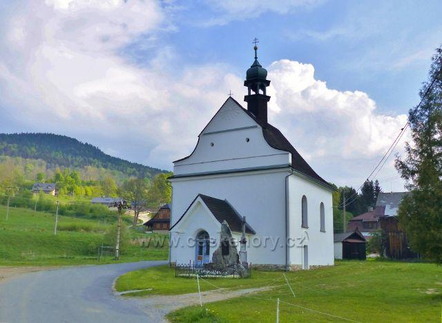 Kaple Panny Marie Bolestné v Kunčicích