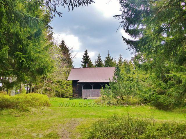 Lovecká chata Růžová bouda