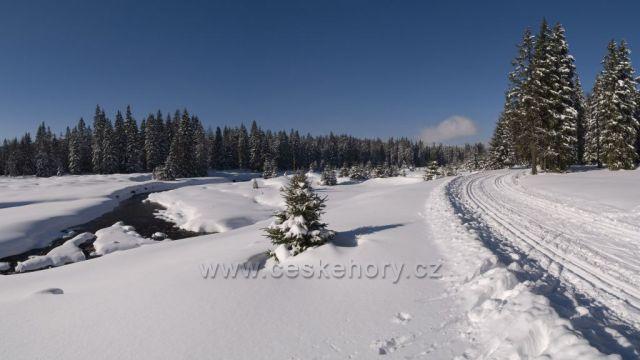 Modravské údolí