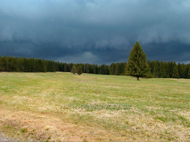 U Přebuzi bude pršet :-)