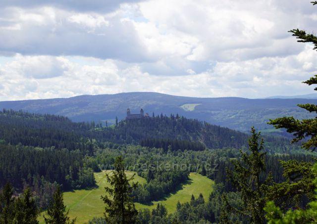 Kašperk ze Sedla 902 m