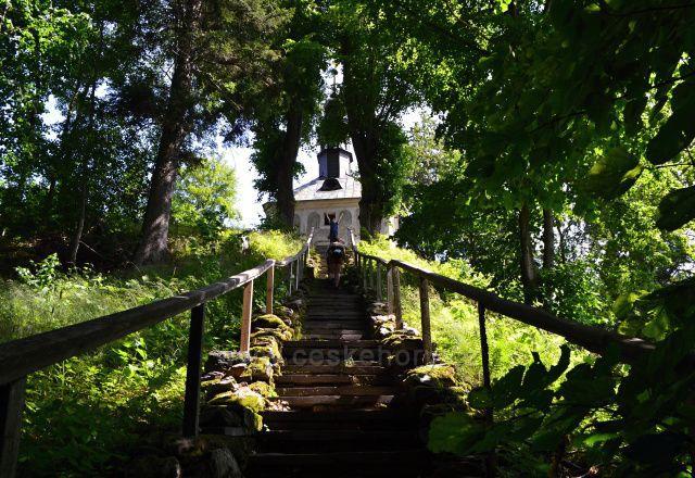 Kapličkový vrch - Malá Morávka
