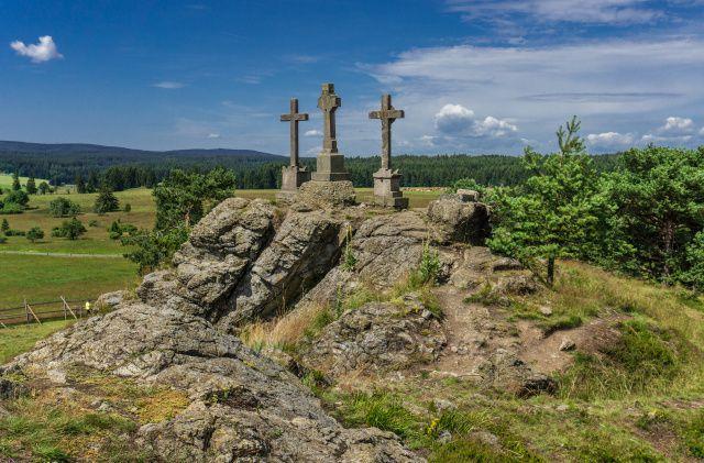 U Tří křížů