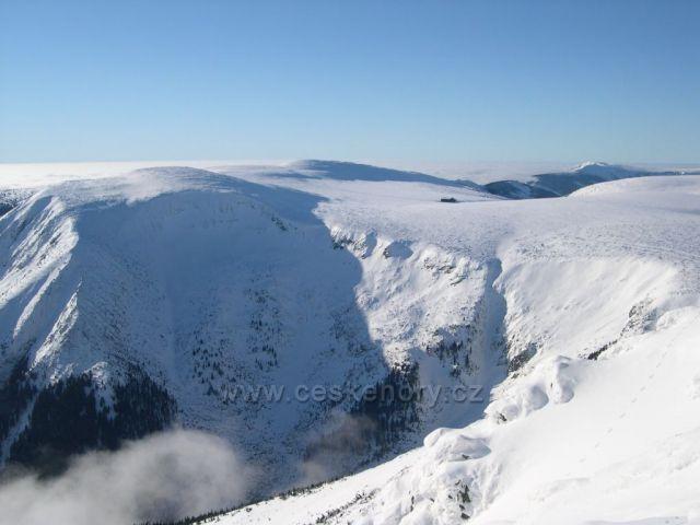Obří důl pod Sněžkou