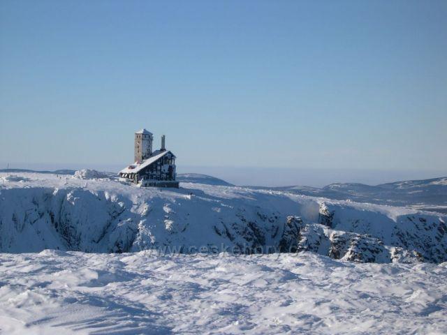 Krkonoše - Sněžné jámy