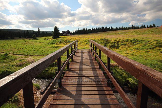 Most přes Jizerku