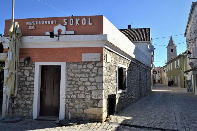 Reštaurácia Sokol - NIN
