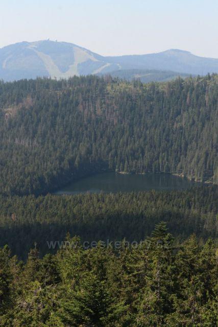 Velký Javor a Čertovo jezero