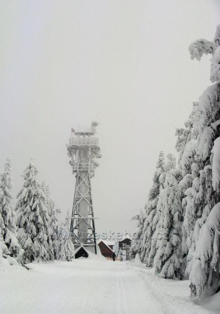 Rozhledna na Černé hoře