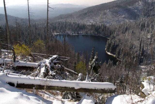 Jezero-Roklan