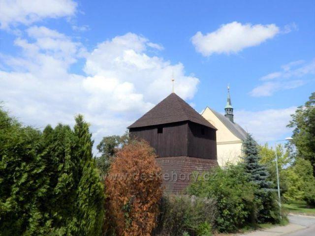 Rovensko kostel sv. Václava