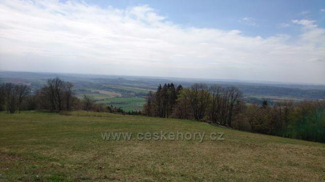 Výhled z Kozákova