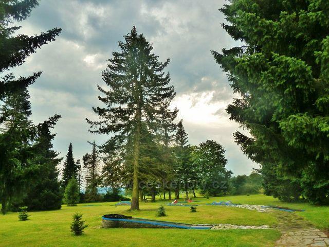 Lázně Bludov - sportovní a rehabilitační areál