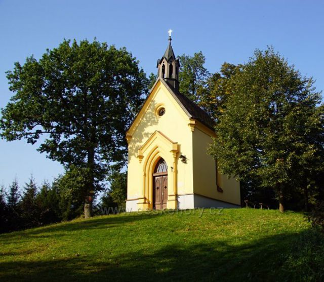 Kaple Svatá Marketa