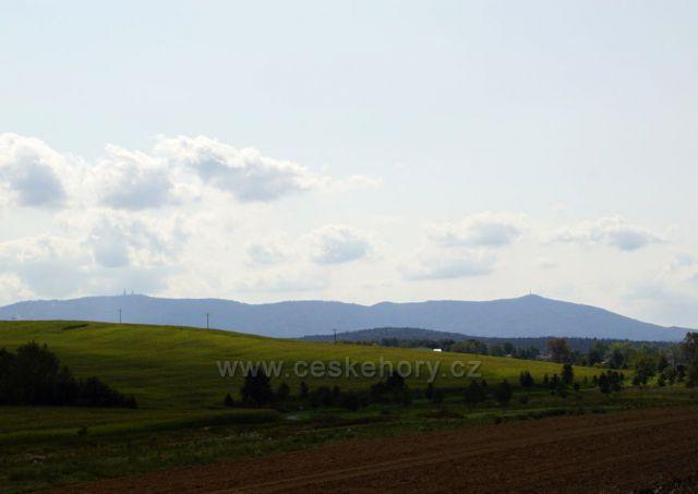 Všeruby Bavorsko - Velký oblouk