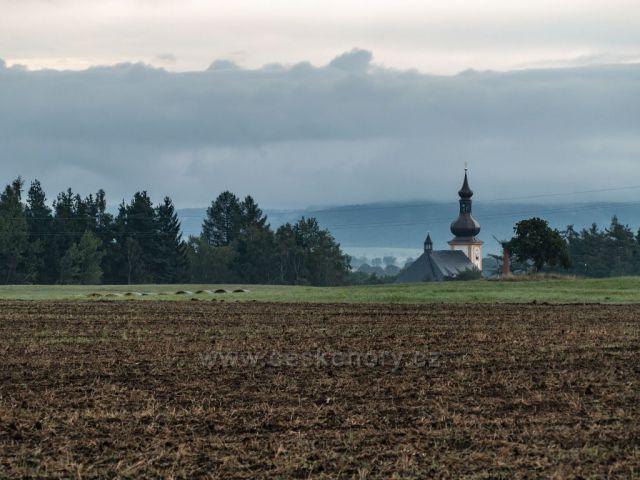 Česká vesnice - Skalná