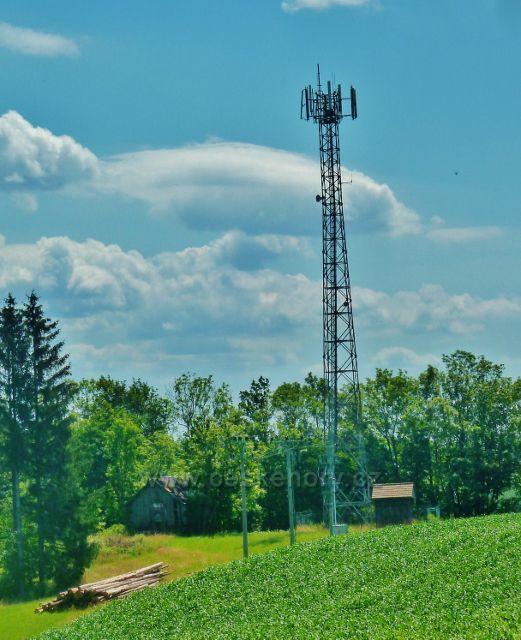 Skuhrov nad Bělou - skuhrovský vysílač