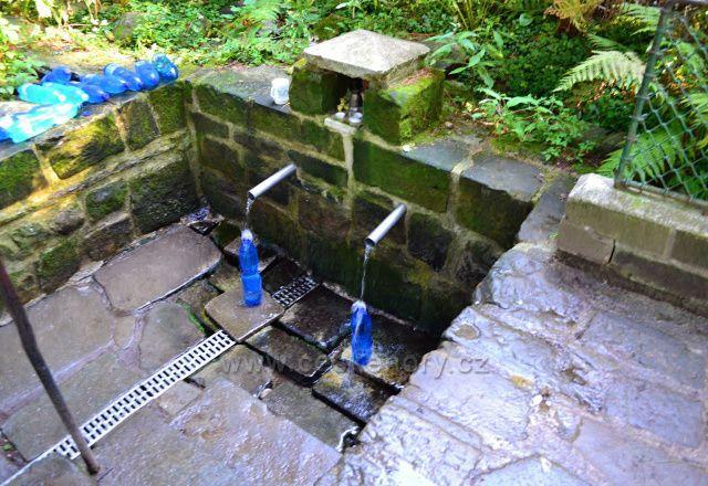 Rokole-zázračná voda ve studánce