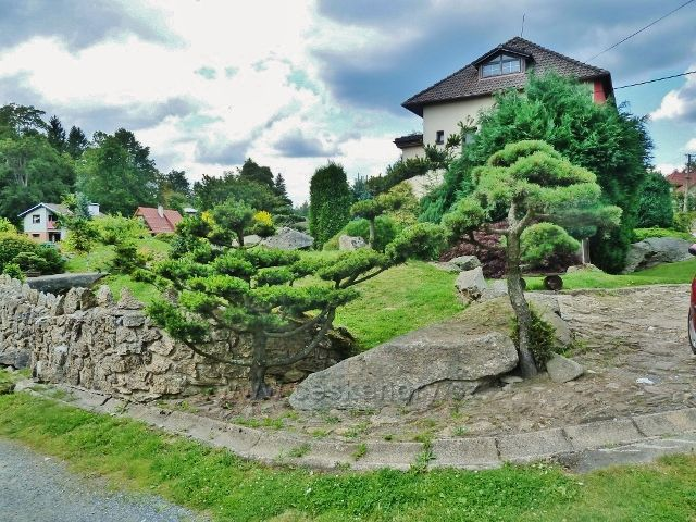 Sněžné - Japonská zahrada