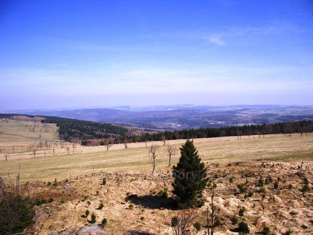 Krušné hory-okolí Rudolic