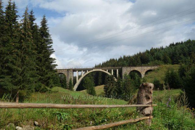 viadukt u Telgartu