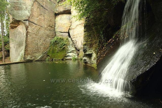 Klopotský vodopád