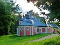 Svratka - zámeček Karlštejn, zámecká kaple
