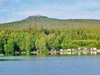 Molovy - kemp Milovy u Milovského rybníku