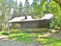 Křižánky - Myslivecká chata Devět skal