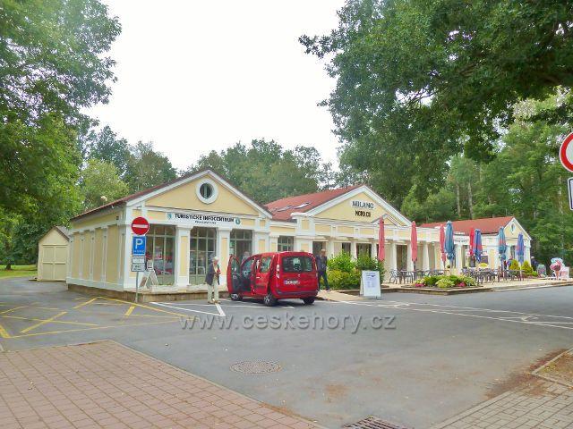 Františkovy Lázně - turistické informační centrum