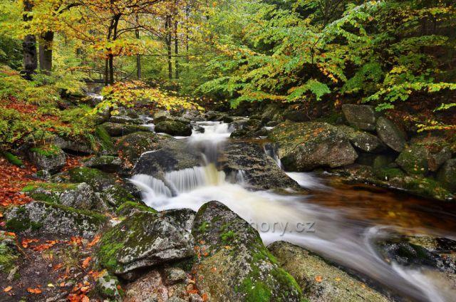 Na Hájeném potoku