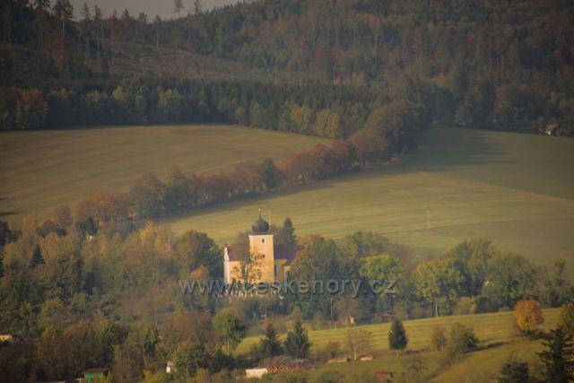 Kdyně kostel sv. Mikuláše