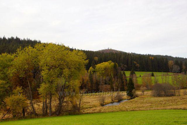 Zaniklá obec Březová Lada