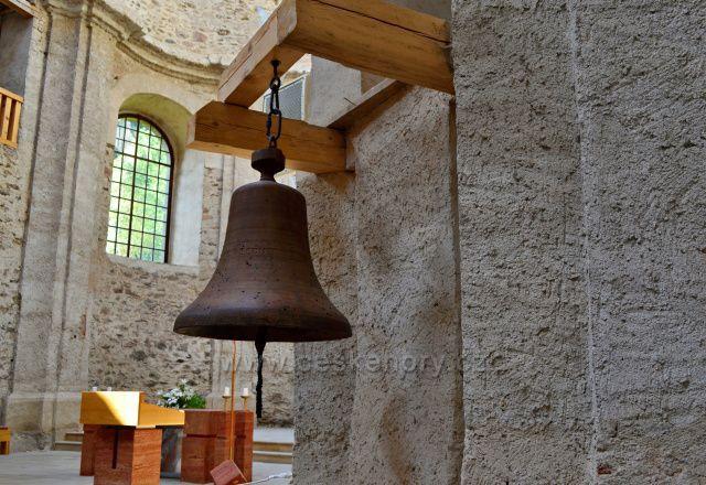 Neratov - kostel, zvon