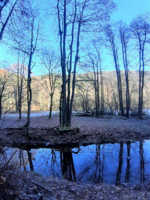 Bezručovo údolí Chomutov