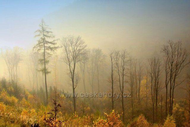 ... mlha inverze postupuje..