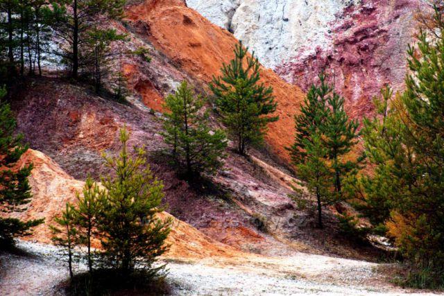 Moravské Duhové hory