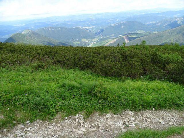 Hrebeny III