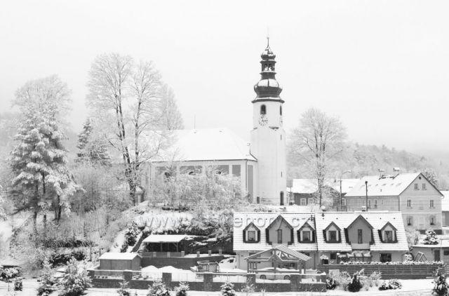 Kostel sv. Mikuláše v Mníšku