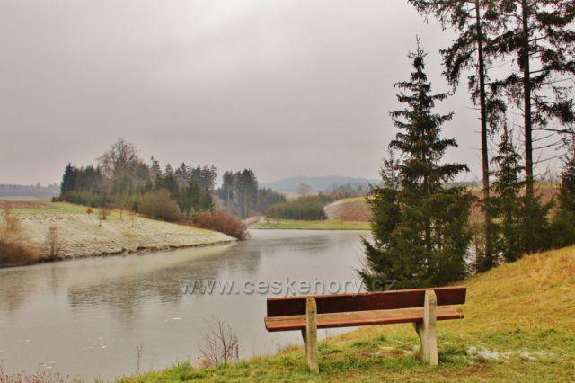 Lukavice - Záhořský rybník