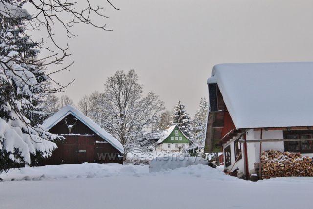 Bartošovice v O.h. - horská osada Hadinec
