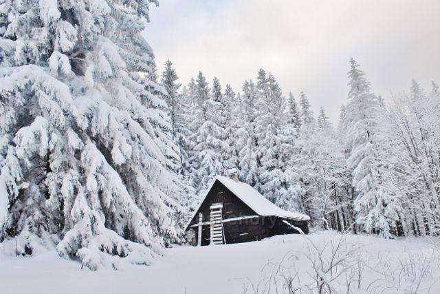 Bartošovice v O.h. - lovecká chata Vysoký Kořen