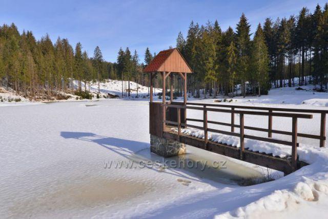 Bělský rybník