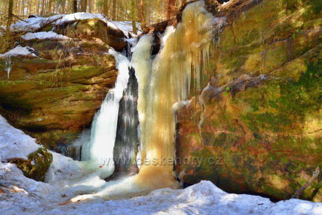 Velký Bělský vodopád