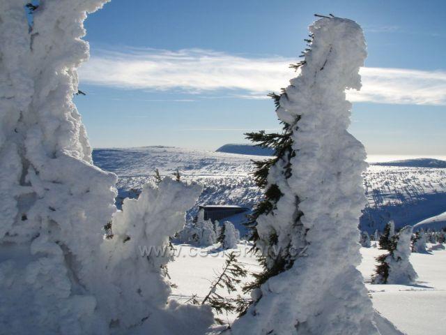 Ke Sněžným jamám