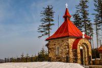 Muřinkový vrch-kaple
