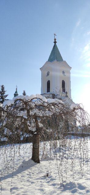 Kostel Voděrady