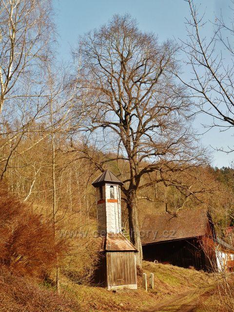 Nekoř -zvonička v Markétino údolí